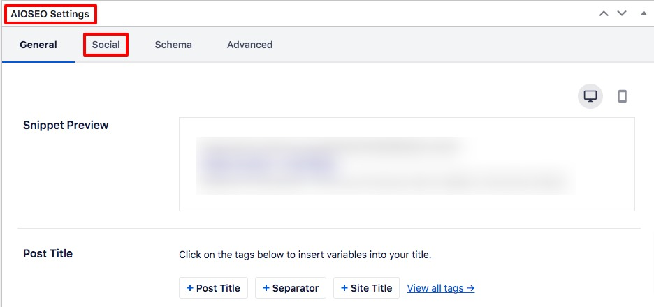 fix incorrect Facebook thumbnail issues in WordPress