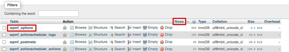 Another Update in Process' error in WordPress